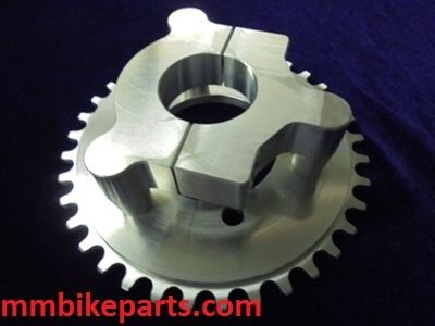 56 Tooth Sprocket, Standard Large Adapter 1.52-1.528 Manic Mechanic Sprocket Adapter Assembly